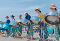 LUNA Hayama Steelpan Band